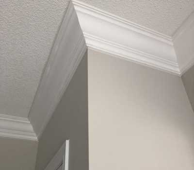 contemporary crown molding 400x350 - Crown Moulding