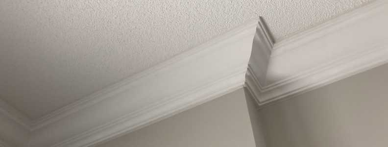 cost of crown moulding 792x300 - How to Install Crown Moulding