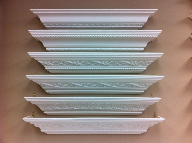 Crown Moulding Styles
