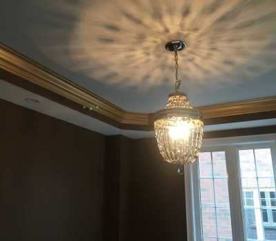 Crown Moulding in Thornhill