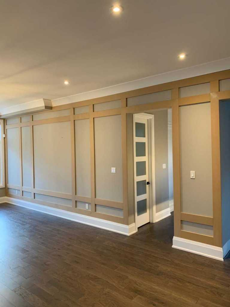 Decorative Trim walls toronto