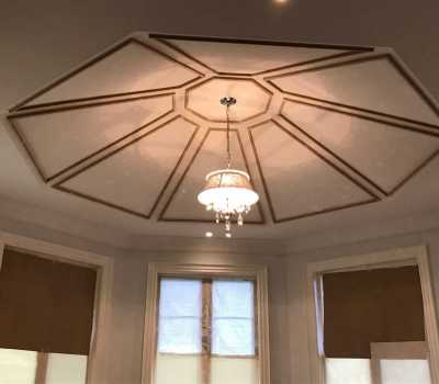 Crown Moulding project Oakville