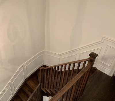 wainscoting wall decor by vip classic moulding - wainscoting installation aurora