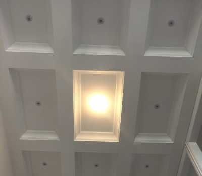 modern coffered ceiling designs
