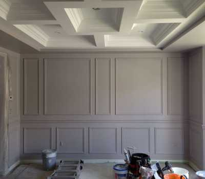 coffered-ceilings-Mississauga