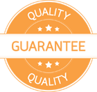 Photo of Quality Guarantee Logo