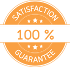 Photo of Satisfaction Guarantee Logo