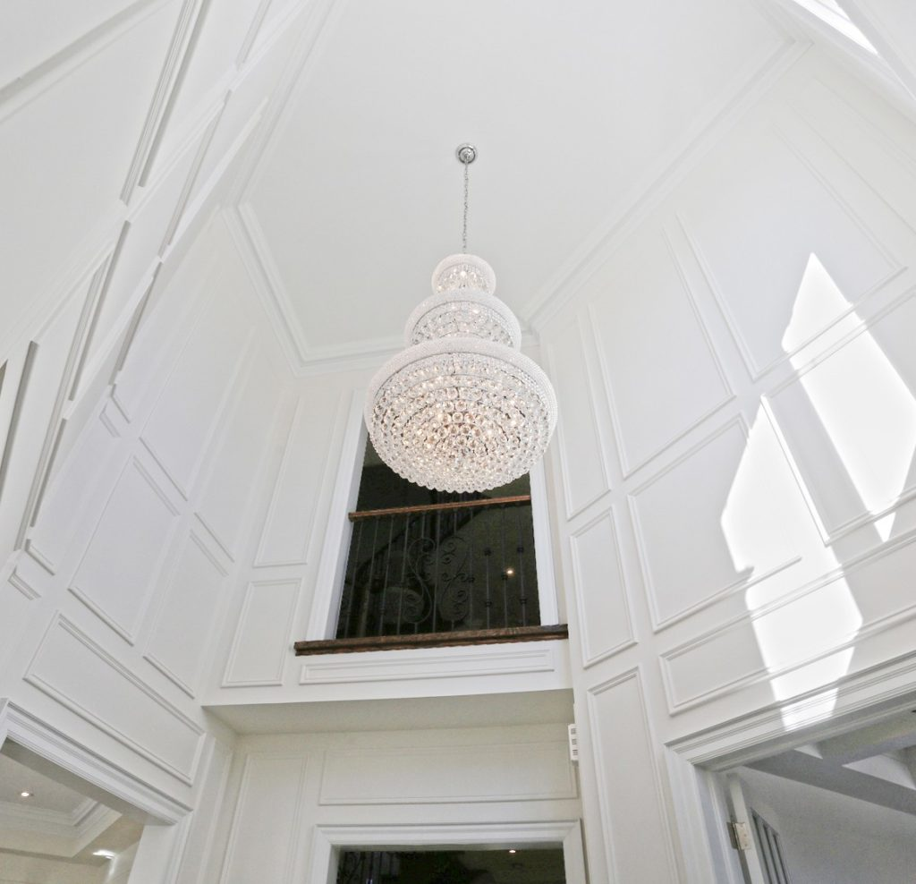 Ceiling moulding installation Richmod Hill