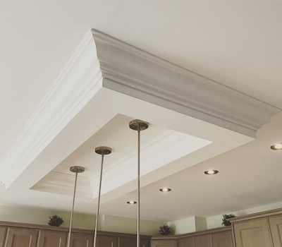 Ceiling moulding VIP
