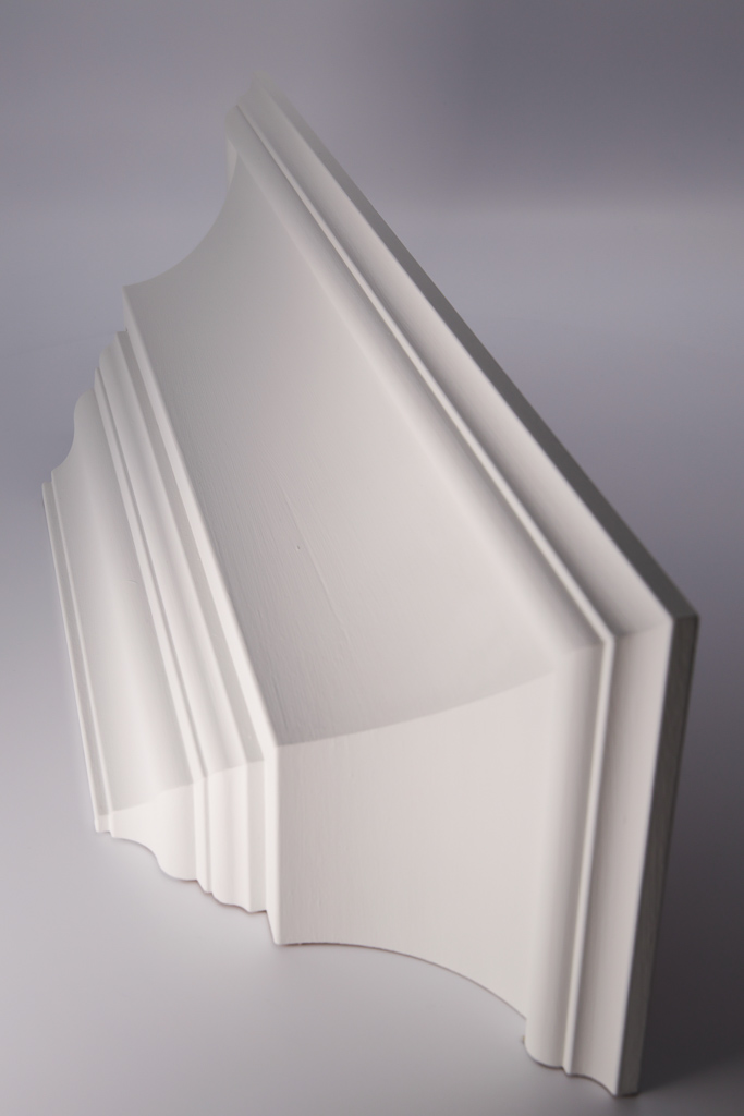 Roma 9'' Crown Moulding