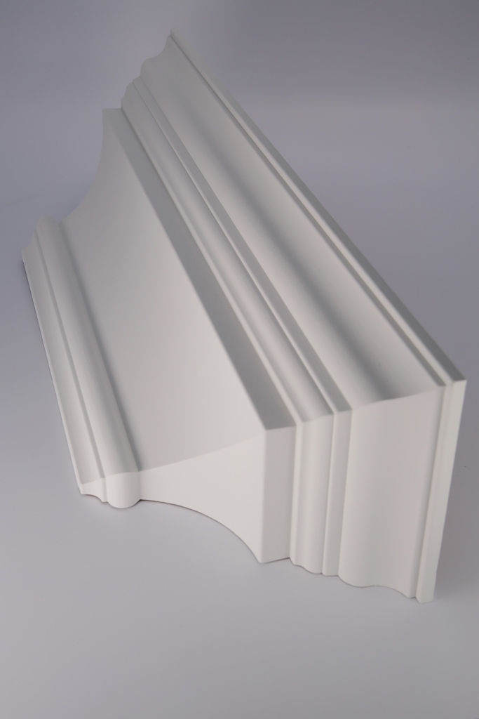 Venice 9'' Crown Moulding