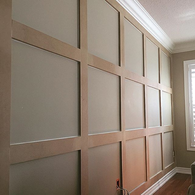Wall paneling Decorative Trim
