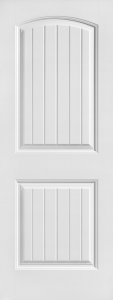 2 Panel Cheyenne Moulded Door