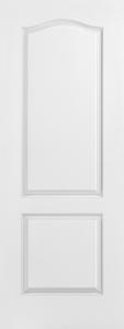 2 Panel Classique Moulded Door