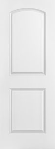 2 Panel Roman Moulded Door