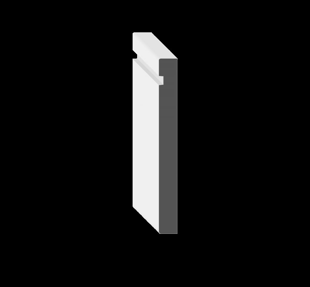 """5"""" Modern Baseboard"""